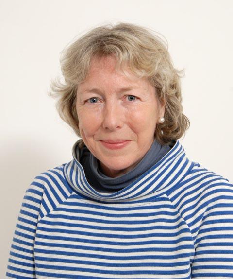 Tina Winterbottom, founder of Reflexology Plus
